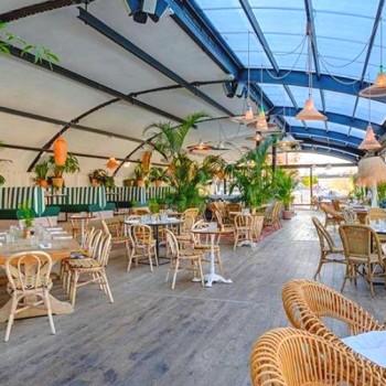 Les meilleures terrasses pour bruncher tout l'été