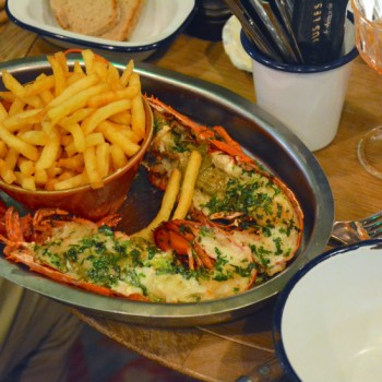 Les meilleurs restaurants Seafood à Paris