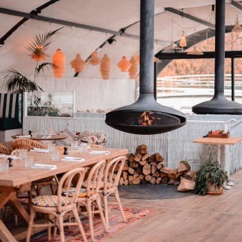 Où se lover près d'un feu de cheminée à Paris ?